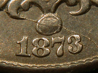 Shield Nickels - 1873 or 1878
